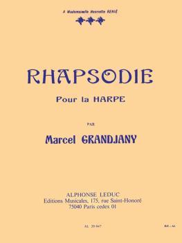 Rhapsody for Harp (HL-48181039)