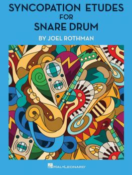 Syncopation Etudes for Snare Drum (HL-00266971)