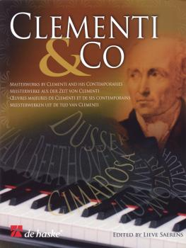 Clementi & Co.: Masterworks by Clementi & His Contemporaries (HL-44005499)