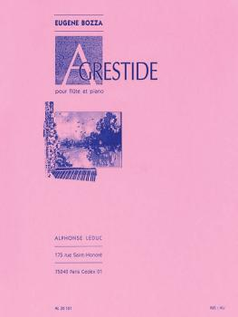 Agrestide, Op. 44 (for Flute and Piano) (HL-48181057)