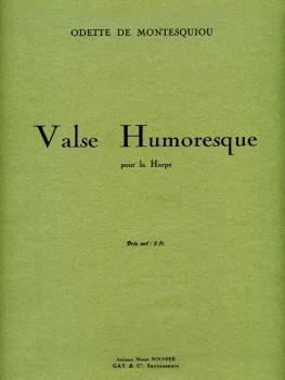 Valse Humoresque pour la Harpe (HL-48181069)