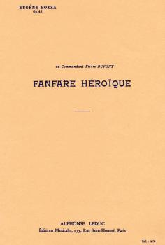 Fanfare Heroique Op. 46 (for Brass Ensemble) (HL-48181092)