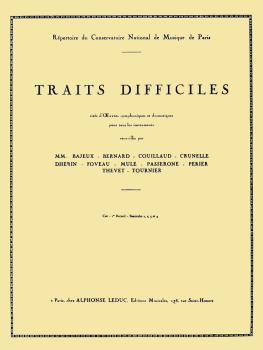 Traits Difficiles - Volume 1 (for Horn) (HL-48181137)