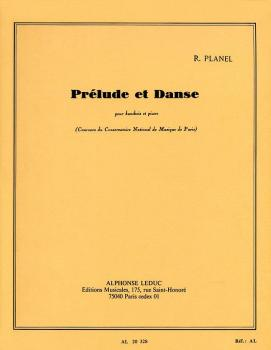 Prélude et Danse (for Oboe and Piano) (HL-48181141)