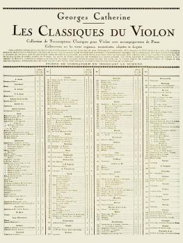 Andantino - Classiques No. 382 (for Violin and Piano) (HL-48181156)