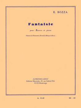 Fantaisie (for Bassoon and Piano) (HL-48181173)