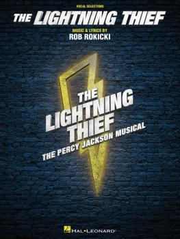 The Lightning Thief: The Percy Jackson Musical - Vocal Selections (HL-00259008)