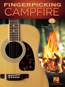 Fingerpicking Campfire: 15 Songs Arranged for Solo Guitar in Standard  (HL-00275964)