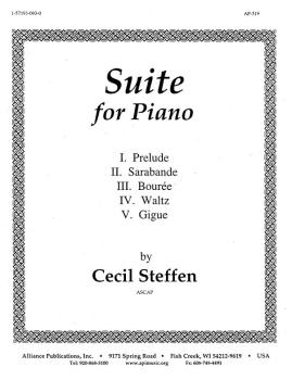 Suite for Piano (HL-08770508)