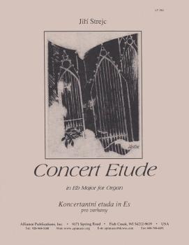Concert Etude in Eb for Organ (HL-08770548)