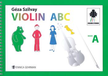 Colourstrings Violin ABC - Book A (HL-48020681)
