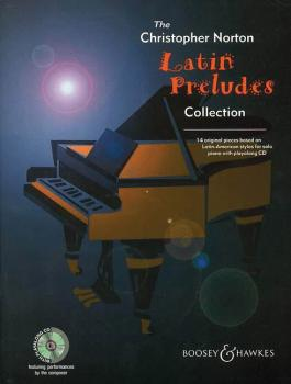 The Christopher Norton Latin Preludes Collection: 14 original pieces b (HL-48024425)