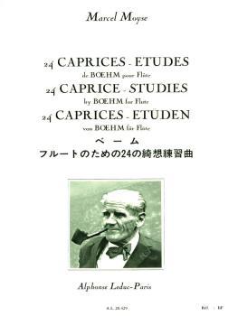 24 Caprices Etudes de Boehm pour Flute (HL-48181175)
