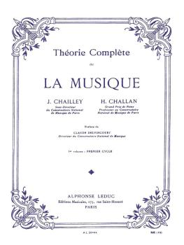 Complete Theory of Music - Vol. 1 (HL-48181181)
