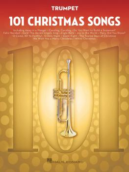 101 Christmas Songs (for Trumpet) (HL-00278641)
