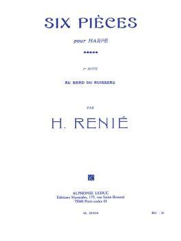 Au Bord du Ruisseau (for Harp) (HL-48181025)