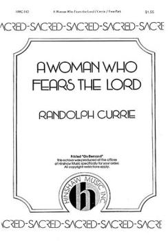 A Woman Who Fears the Lord (HL-08763726)