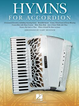 Hymns for Accordion (HL-00277160)