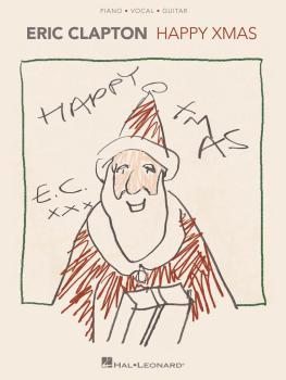 Eric Clapton - Happy Xmas (HL-00284850)