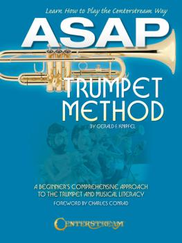 ASAP Trumpet Method: A Beginner's Comprehensive Approach to the Trumpe (HL-00286661)