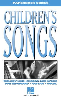 Children's Songs (HL-00240149)