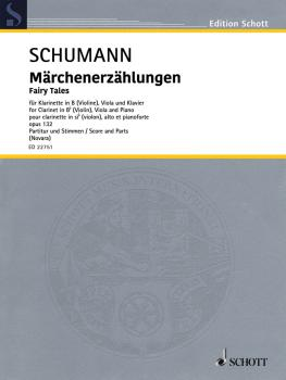 Fairy Tales Op. 132: Based on Robert Schumann. New edition of all work (HL-49046031)