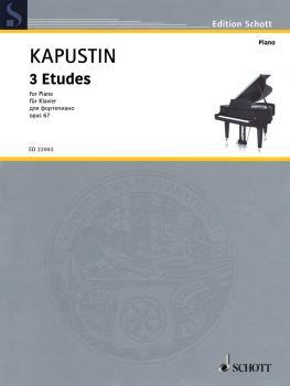 3 Etudes Op. 67 (Piano) (HL-49046054)