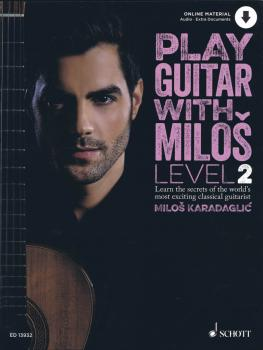 Play Guitar with Milos (Level 2) (HL-49046060)