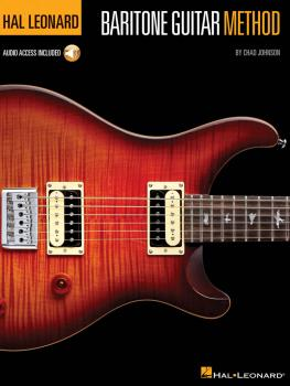 Hal Leonard Baritone Guitar Method (HL-00242055)