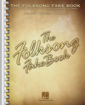 The Folksong Fake Book (C Edition) (HL-00240151)