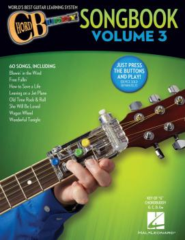 ChordBuddy Songbook - Volume 3 (HL-00274973)