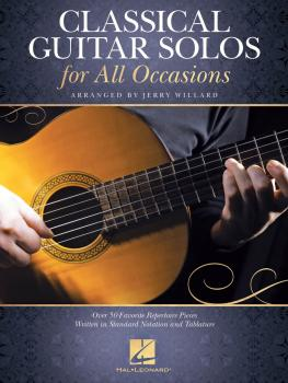 Classical Guitar Solos for All Occasions: Over 50 Favorite Repertoire  (HL-00282320)