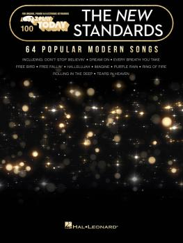 The New Standards: E-Z Play® Today Volume 100 (HL-00282486)