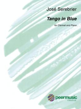 Tango in Blue (for Clarinet and Piano) (HL-00281744)