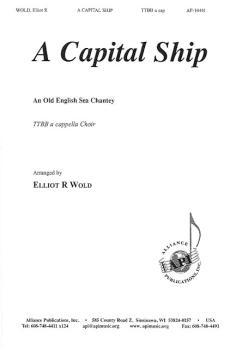 A Capital Ship: An Old English Sea Chantey (HL-08771304)