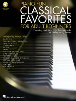 Piano Fun - Classical Favorites for Adult Beginners (HL-00269099)