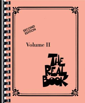 The Real Book - Volume II (C Edition) (HL-00240222)