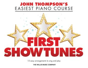 First Showtunes: John Thompson's Easiest Piano Course (HL-00282907)