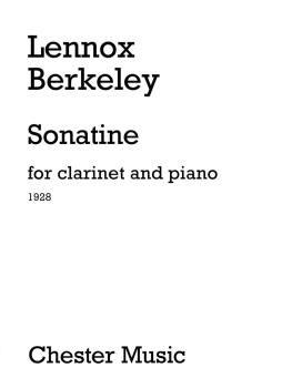 Sonatine (Clarinet and Piano) (HL-00286672)