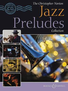 The Christopher Norton Jazz Preludes Collection: 14 Original PiecesPia (HL-48024426)