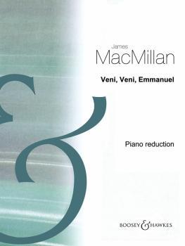Veni, Veni, Emmanuel: Percussion and Orchestra Score with Solo Percuss (HL-48024552)