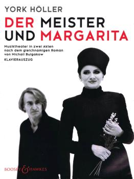 Der Meister Und Margarita: Opera in Two Acts Vocal Score (HL-48024422)