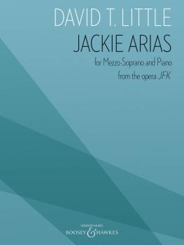 Jackie Arias for Mezzo-Soprano and Piano from the Opera JFK (HL-48024479)