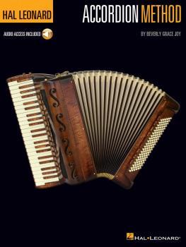 Hal Leonard Accordion Method (HL-00252265)