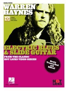 Warren Haynes - Electric Blues & Slide Guitar (From the Classic Hot Li (HL-00261616)