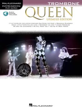Queen - Updated Edition: Trombone Instrumental Play-Along (HL-00285408)