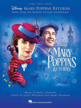 Mary Poppins Returns: Music from the Motion Picture Soundtrack (HL-00285401)
