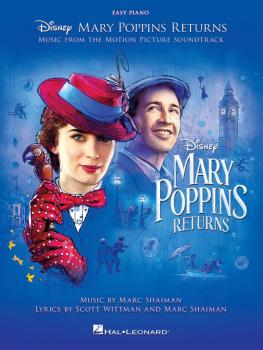 Mary Poppins Returns: Music from the Motion Picture Soundtrack (HL-00288235)