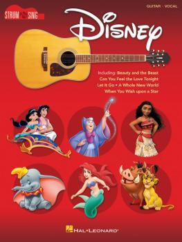 Disney - Strum & Sing Guitar (HL-00233900)