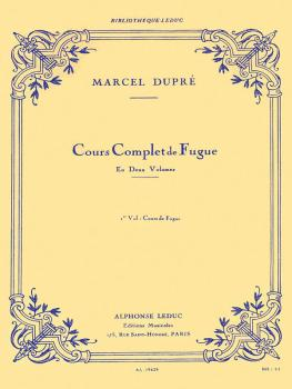 Complete Fugue Lessons - Volume 1 (HL-48180890)